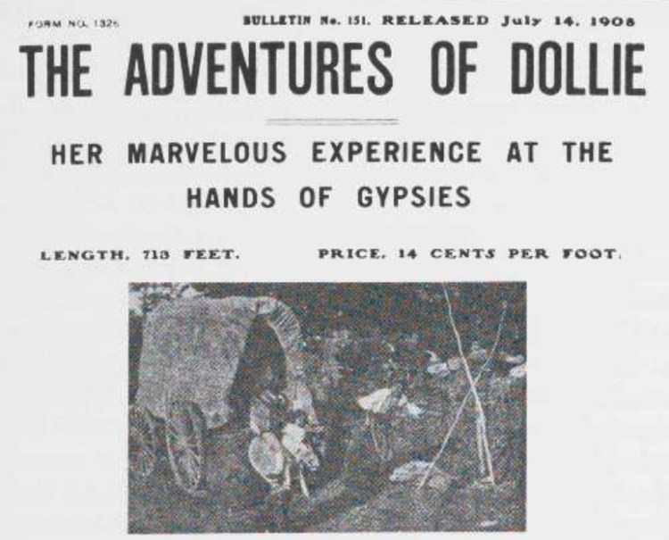 Griffith - The Adventures of Dollie