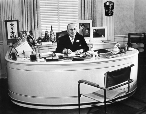 Louis B. Mayer MGM 1944 WM