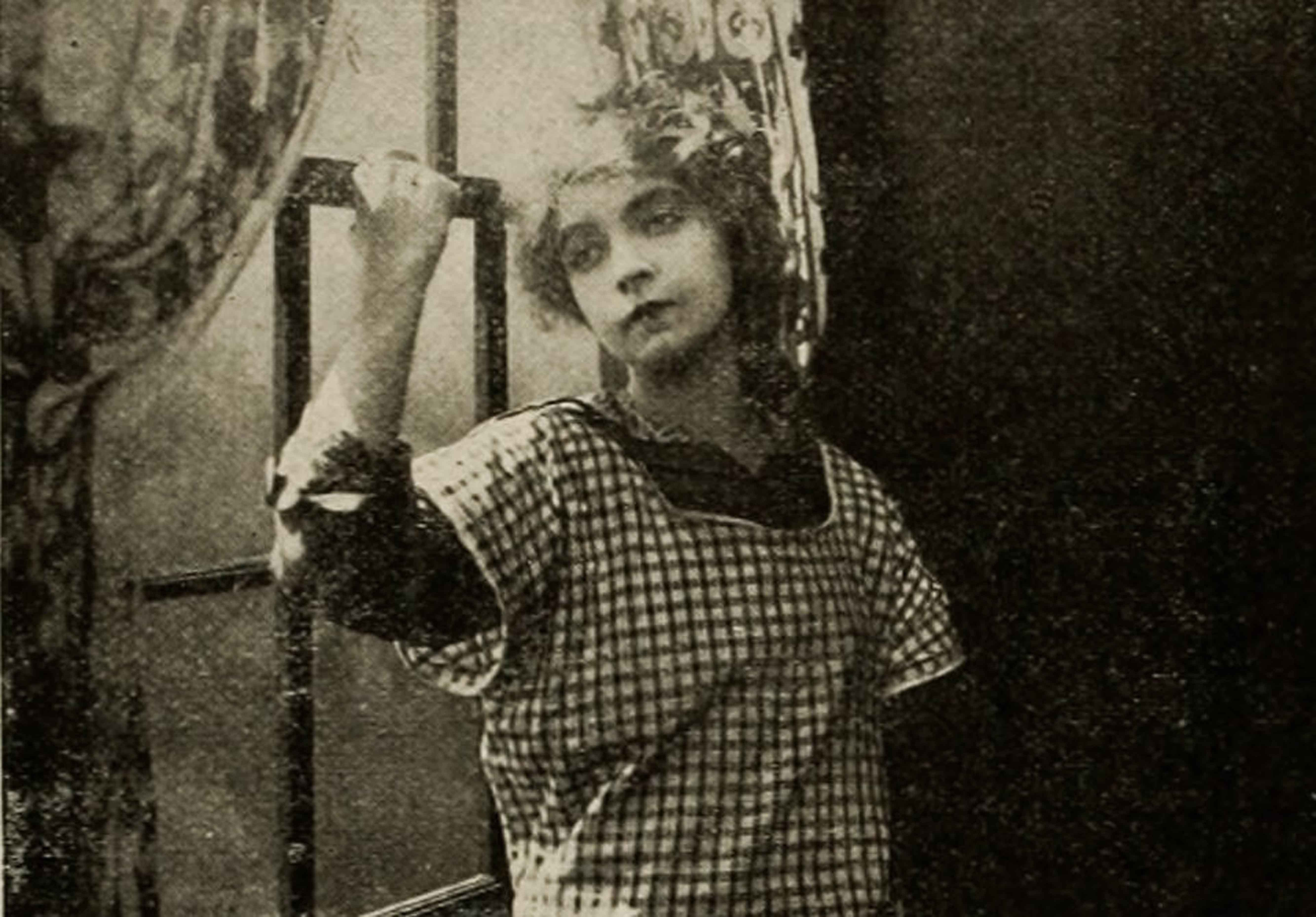 """""""The Rebellion of Kitty Belle."""" (THE MOVING PICTURE WORLD – July, 1914)"""
