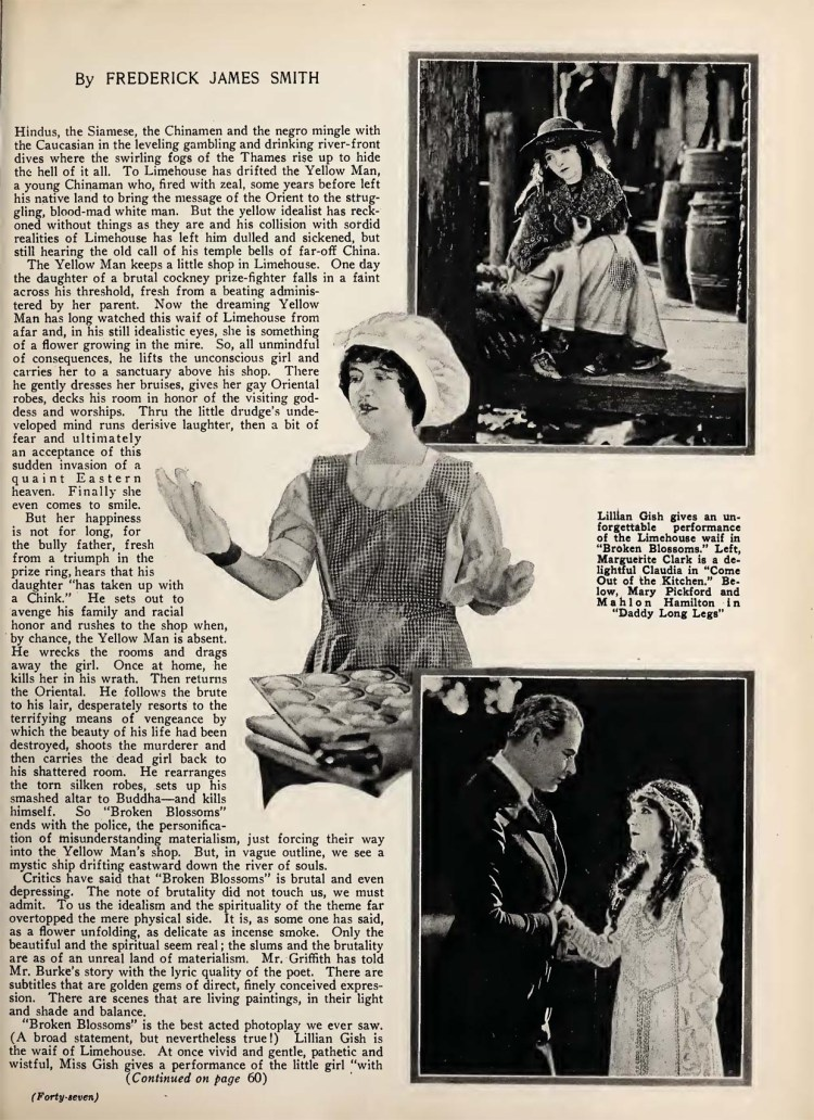 Motion Picture Classic (Aug 1919) Broken Blossoms 2