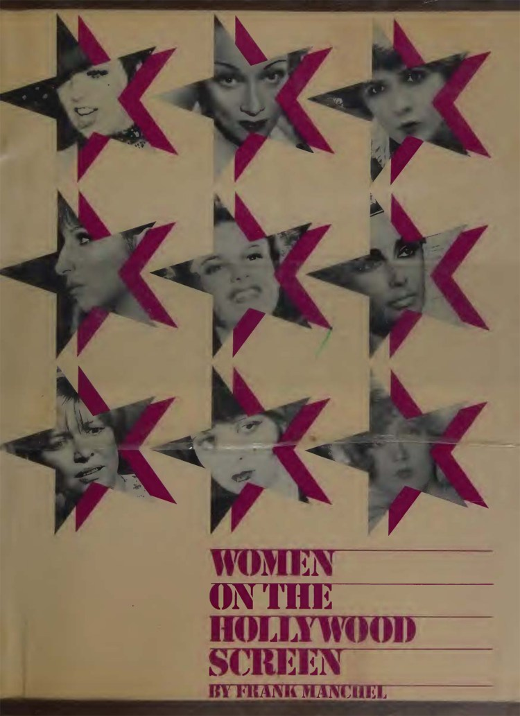 Women on the Hollywood screen - cover