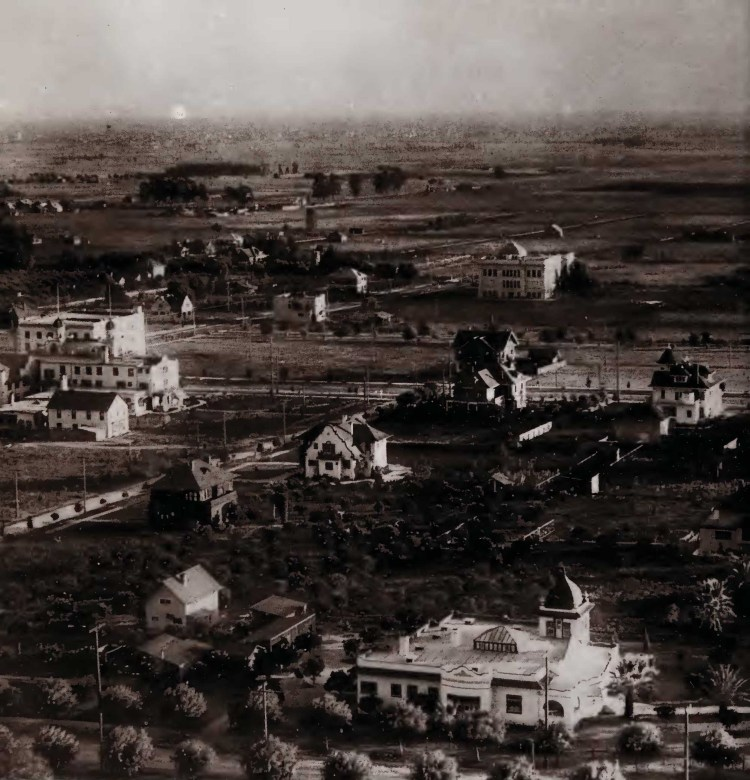 Hollywood, the pioneers - Hollywood in 1905