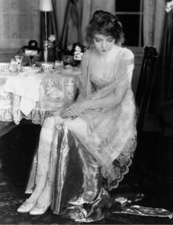 Lillian Gish as Anna Moore - wearing her Wedding Dress - Way Down East