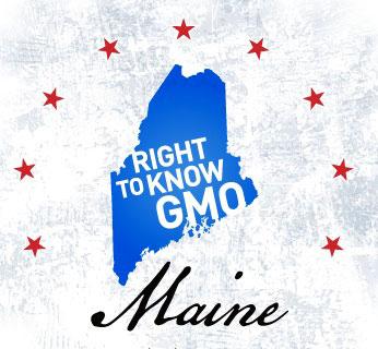 Maine GMO Labeling bill