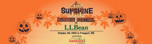 Camp Sunshine Maine Pumpkin Festival @ LL BEAN | Freeport | Maine | United States