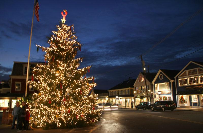 Kennebunkport Christmas