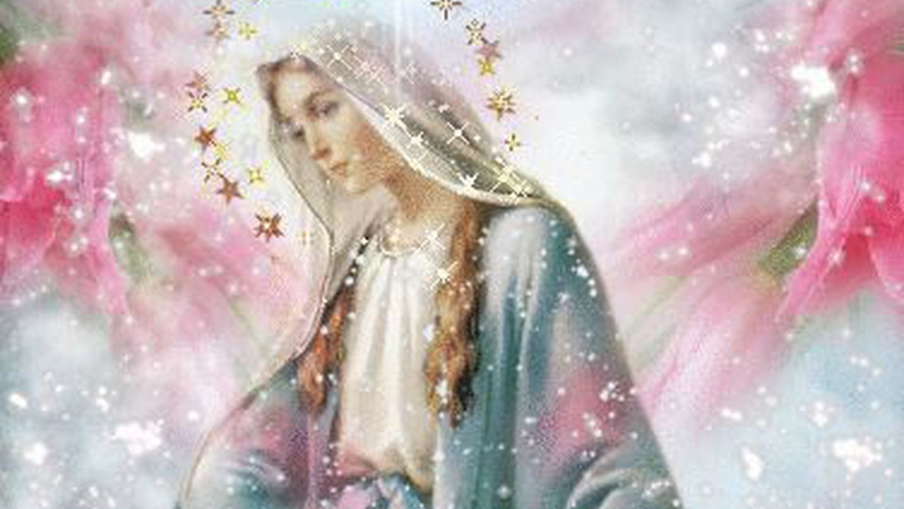 Reflecting this Mother's Day on Mother Mary