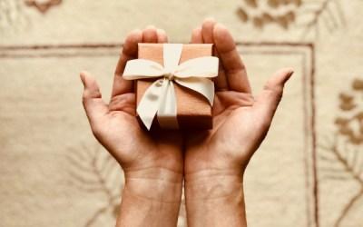 Sending Joy in a Brown Paper Package