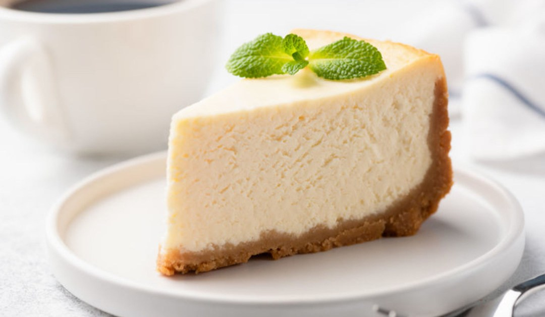 Sophie's Choice Greek Cheesecake