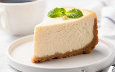 Sophie's Choice Greek Cheesecake