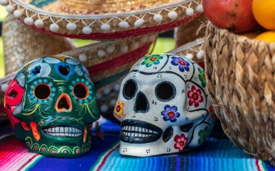 Day of the Dead Celebrates Death with Amplified Whimsy