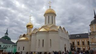 Sergiev Posod 聖三一大教堂