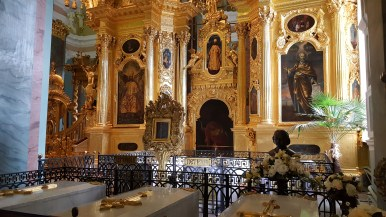 Peter & Paul Cathedral with Royal Tombs