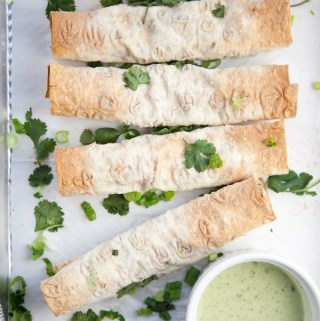 Low Carb, Macro Friendly Breakfast Taquitos www.lillieeatsandtells.com