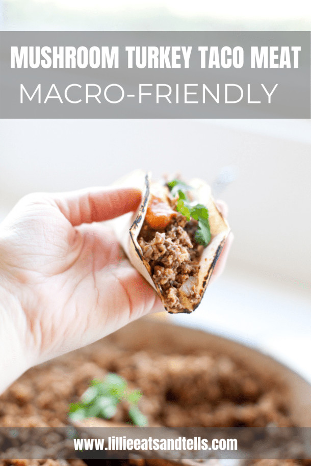 try these high in protein taco meat. www.lillieeatsandtells.com