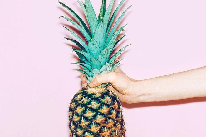Ananas Rezept