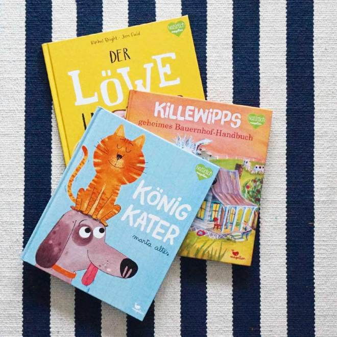 Aktuelle Kinderbücher / Lilli & Luke