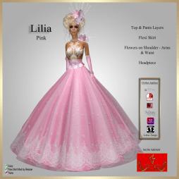 [LD] Lilia - Pink xs