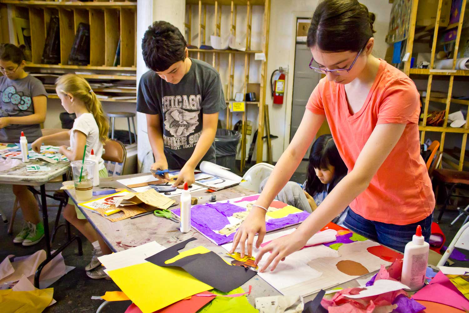 Art Classes And Camps For Kids In Chicago