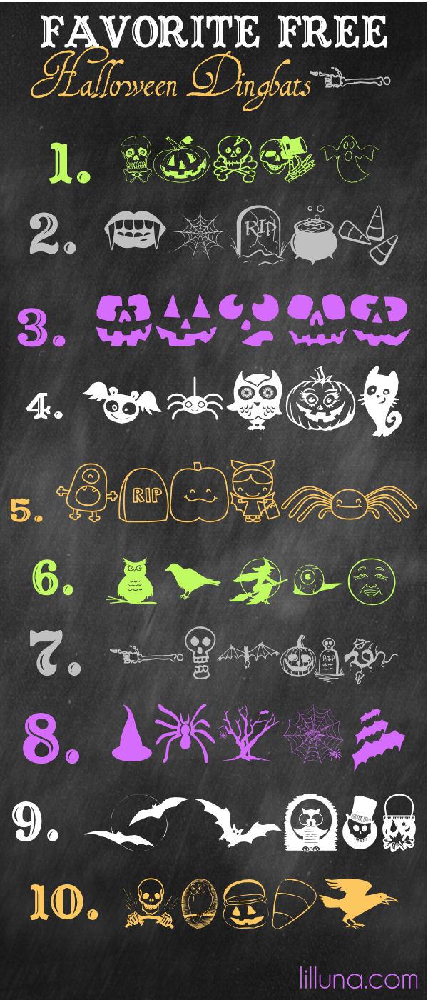 free halloween fonts # 63