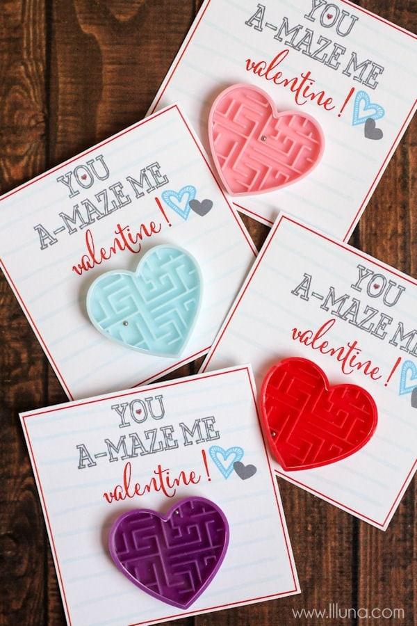 50 FREE Printable Valentines