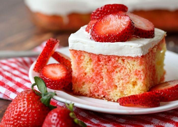 Strawberry Shortcake I Want