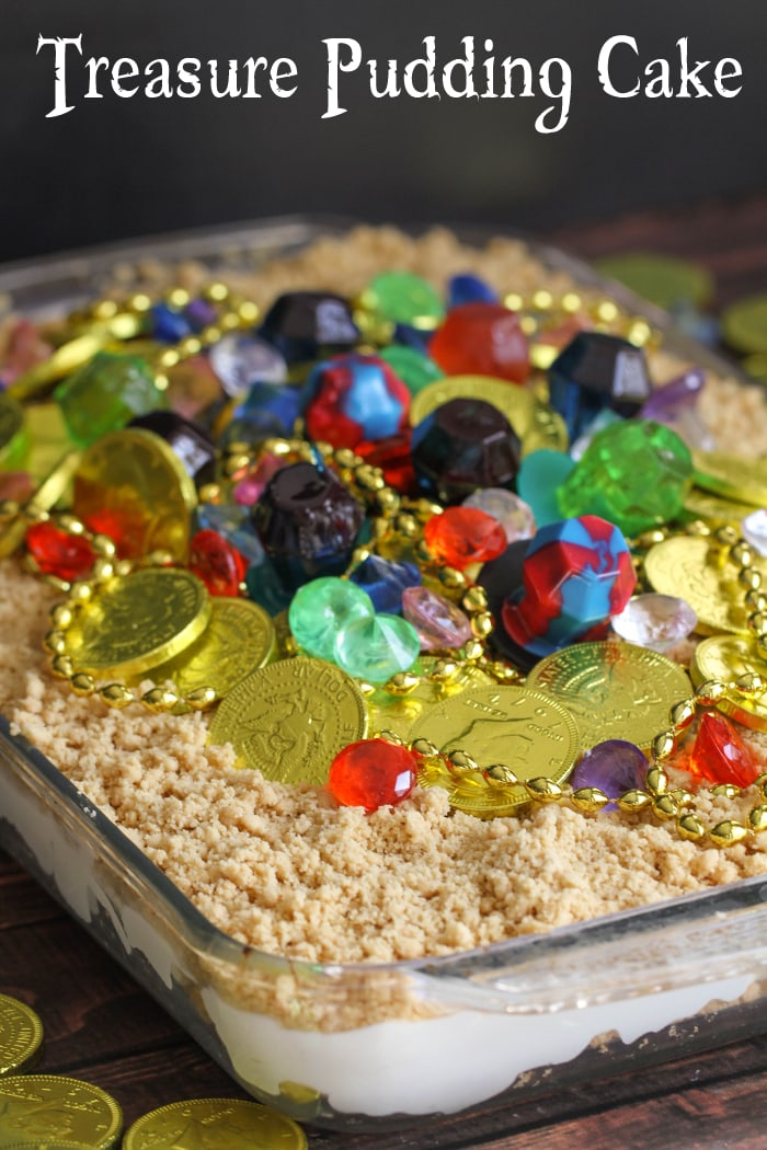 Treasure Pudding Cake