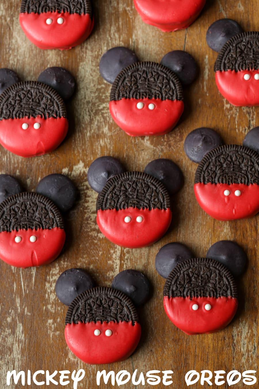 Mickey Mouse OREOS Lil Luna