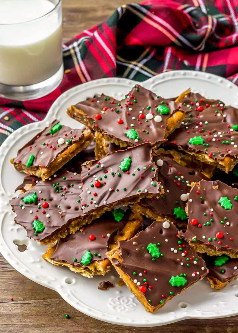Recipe Toffee Candy Homemade