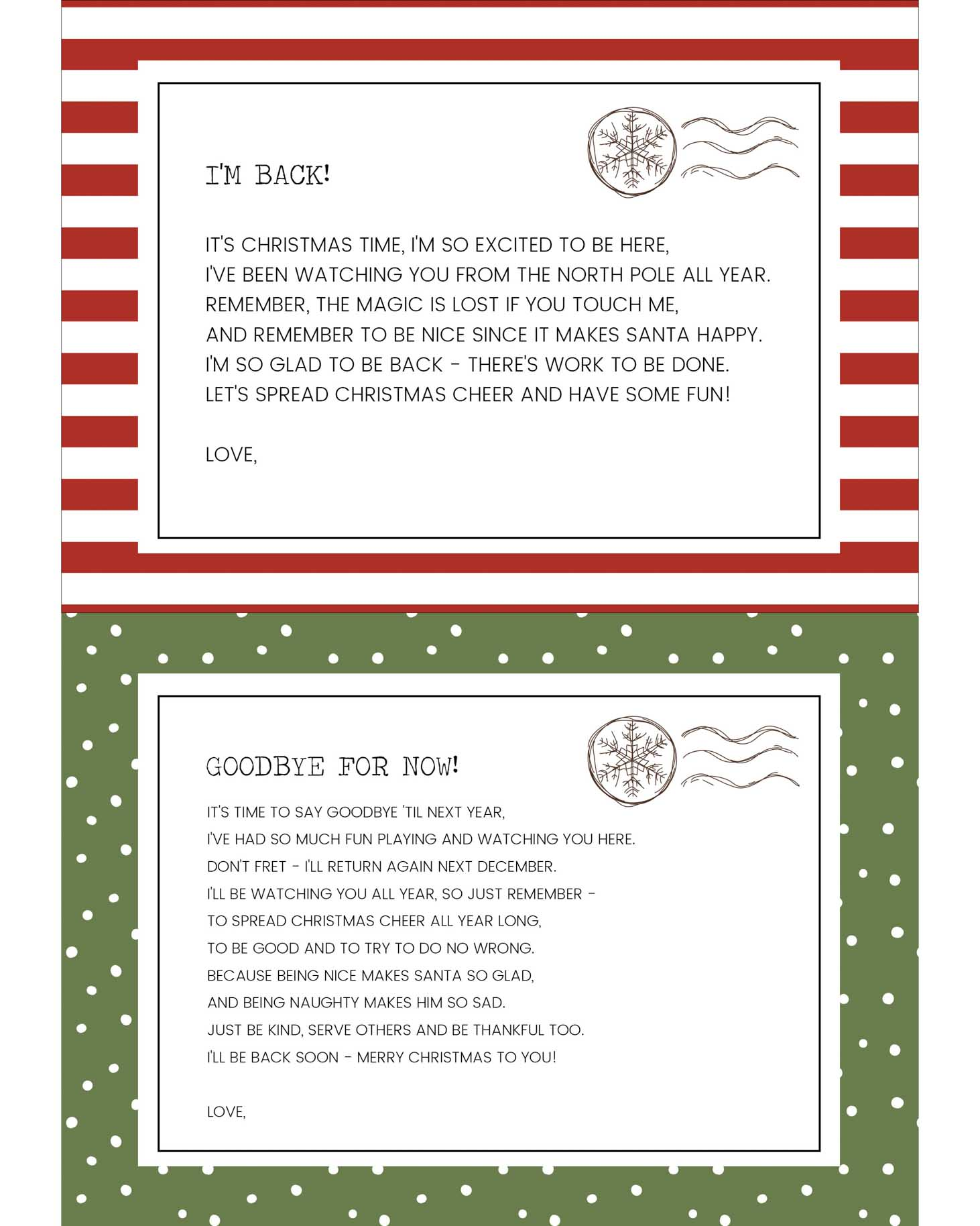 Funny Elf On The Shelf Ideas Free Printables