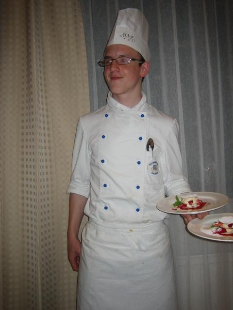 Caldeirada cook, umm yummy