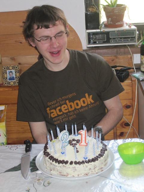 happy Birthday Christoph