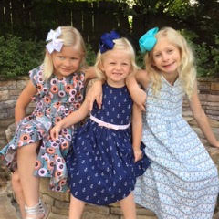 Summer Dresses - Lilly Charleston Clothing