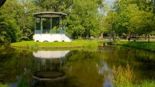 Vondelpark-Lake-Photo