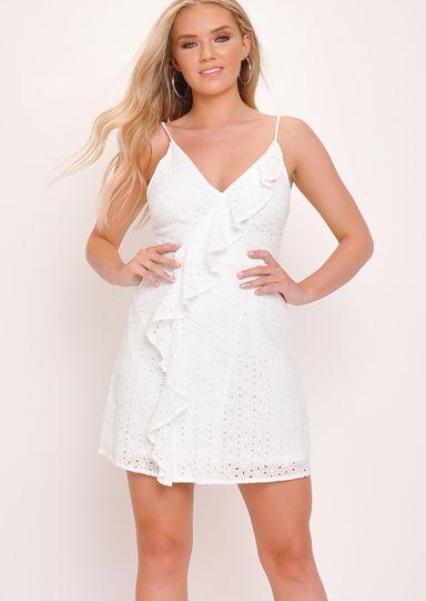 white lily lulu dress
