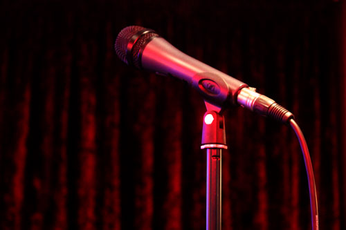 microphone-at-the-nightingale-room