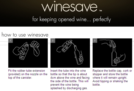 howtousewinesave