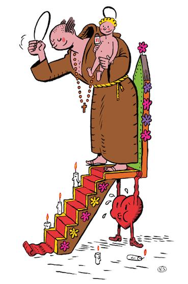 Illustrazione Nuno Saraiva