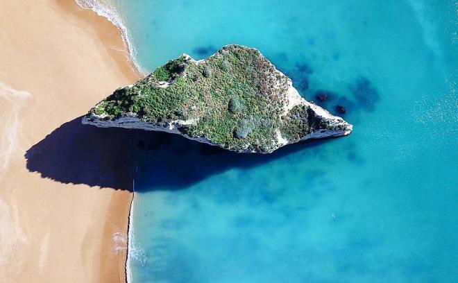 spiagge dell'Algarve portogallo