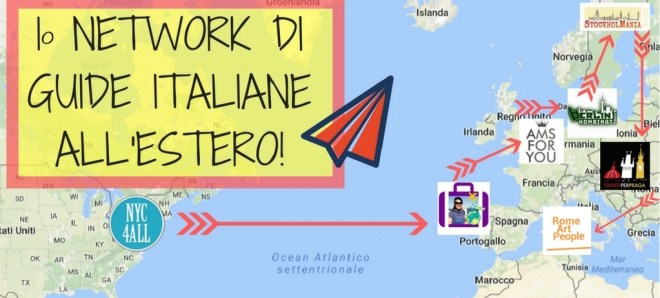 Guide italiane all'estero