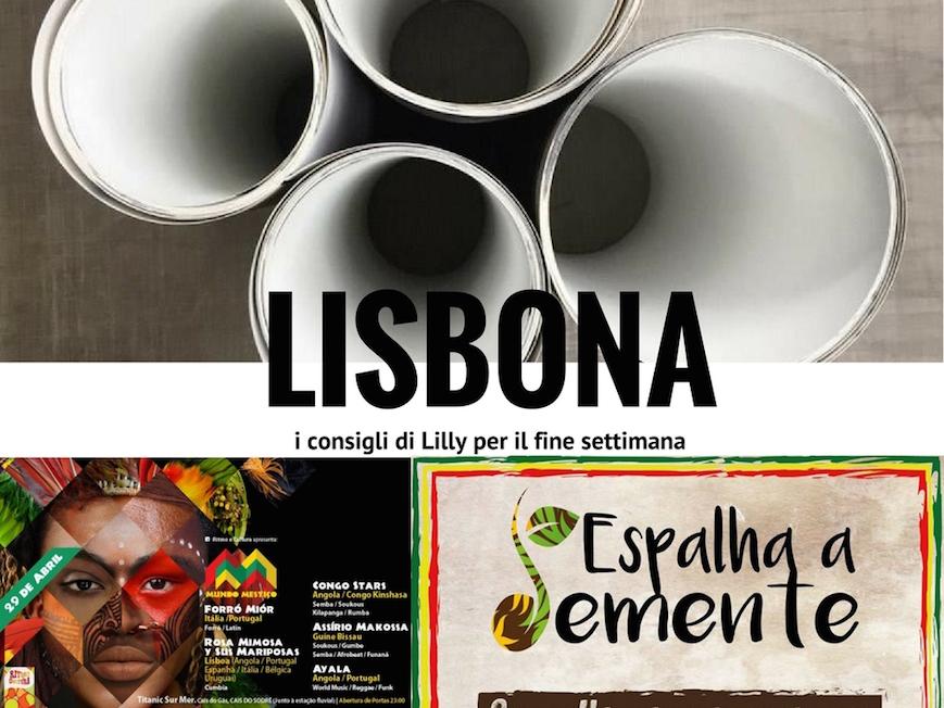 cosa fare il fine settimana a Lisbona