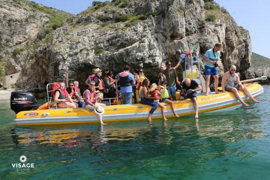 barca costa sesimbra portogallo