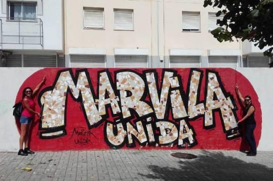 street art lisbona portogallo