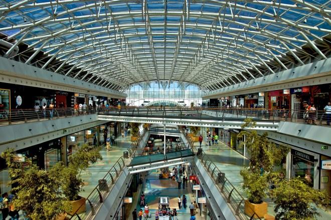 centri commerciali lisbona