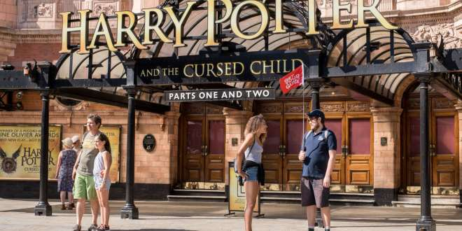 harry potter a lodra location