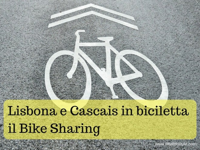 lisbona cascais biciclette condivise