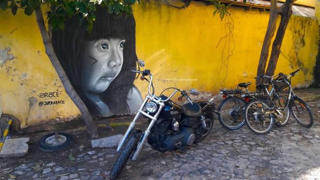 arte urbana lx factory lisbona