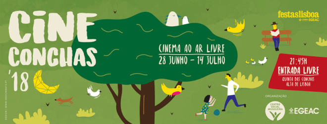 cinema all'aperto lisbona