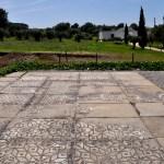 mosaico villa cardilio portogallo