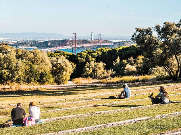giardini di lisbona attività aperto